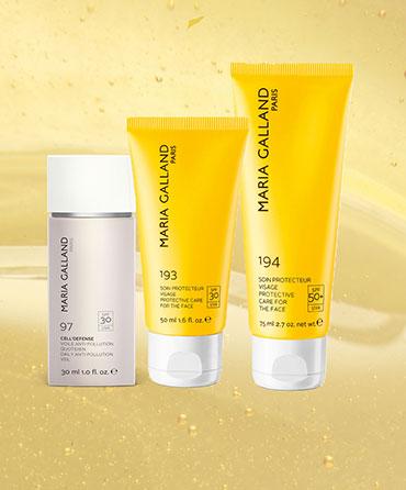 kosmetyki do pielęgnacji słonecznej Maria Galland